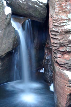 Secret Canyon Trail Image 2